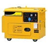 Picture of 7kW (8.5kVA) Silent Diesel Generator, 1 Phase/3 Phase